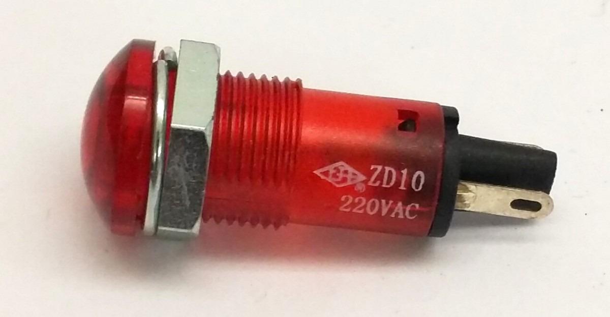 Neon rojo CBX