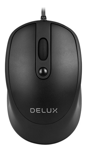 Mouse-Delux-Usb-M366bu-Raton-Pc-Computadora-Laptop