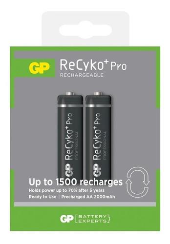 Bateria-Recargable-Aa-Gp-Recyko-Pro--2000mah-Pila-Pack-2