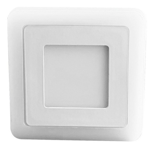 Lampara-Panel-Led-Rgb-3w+3w-Doble-Color-Techo-Cuadrado