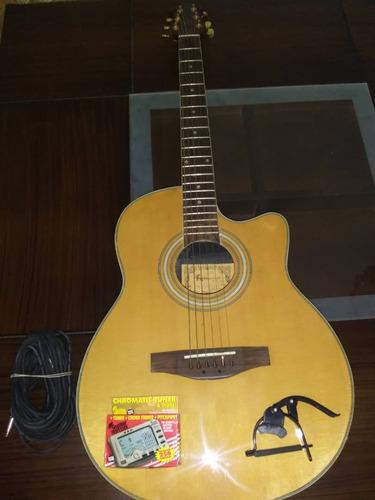Guitarra Electroacustica Fretmaster