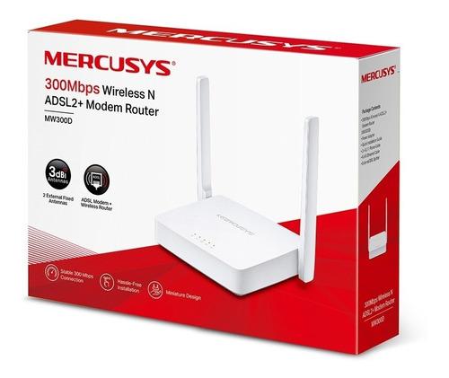 Modem-Router-Wifi-Aba-Cantv-Mercusys-Mw300d-Adsl2+-
