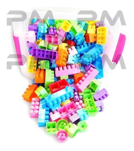 Maletin-Legos-Cubos-Bloques-150-Piezas-Colores-Juguete-Tacos