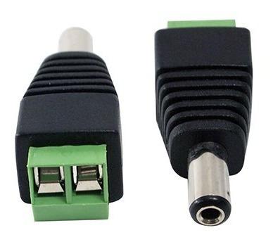 Conector-Dc-Plug-Macho-Cctv-Voltaje-12v-Camara-12-Unidades
