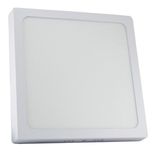 Lampara-Panel-Led-6w-Superficial-Techo-Cuadrada-Spot-Tienda
