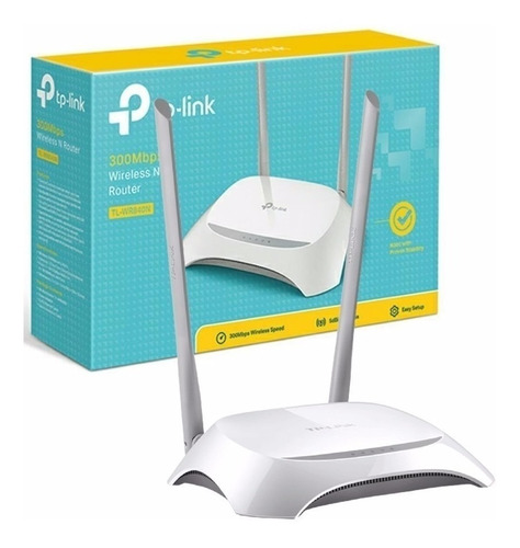 Router-Wifi-Tp-Link-Tl-Wr840n-300mbps-2-Antenas-Inalambrico