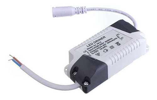 Balastro-Transformador-Led-Driver-Lampara-Panel-Techo-12w18w