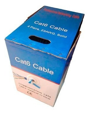 Bobina-Cable-De-Red-Utp-Categoria-6-305mt-Internet-Red-Cctv