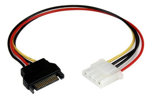 Cable-Corriente-Power-Sata-Macho-A-Molex-Pc-Riser-Gpu-5-Unid