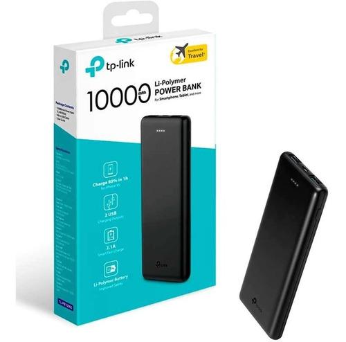 Power-Bank-Tplink-10000-Mah-Tl-pb10000-2-Usb-Cargador-Smart