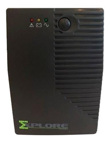 Ups-Explore-750va-4-Tomas-Regulador-Protector-Backup