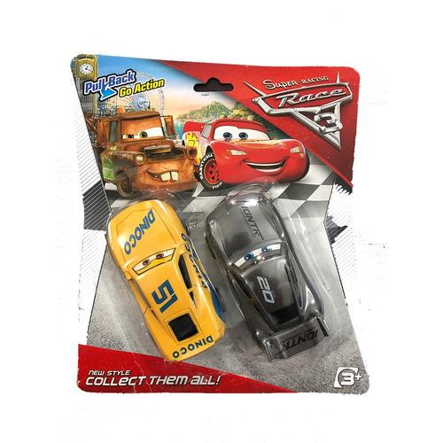 Juego-De-2-Carros-Cars-Set-Carritos-Juguete-Rayo-Mcqueen