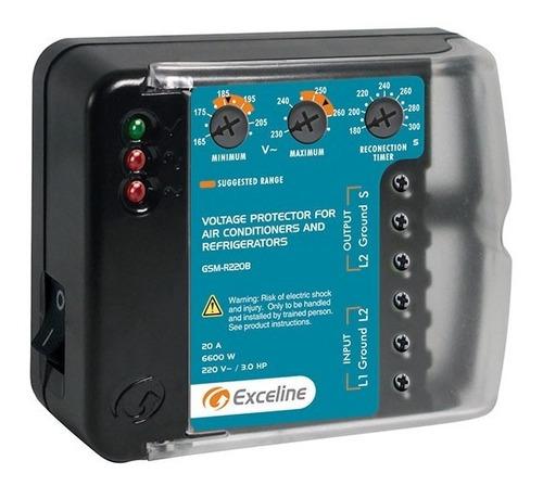 Protector-De-Voltaje-220v-Exceline-Aires-Y-Refrigeracion