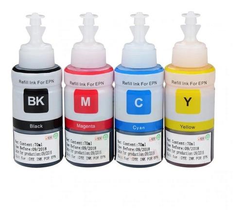 Tinta-Epson-T664-L200-L110-L210-L355-L555-70-Ml-Impresora