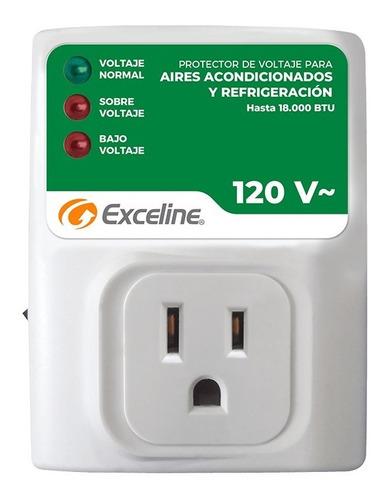 Protector-De-Voltaje-120v-Exceline-Aire-Acondicionado-Refrig