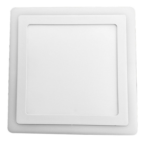 Lampara-Panel-Led-Rgb-18w+6w-Doble-Color-Techo-Cuadrado