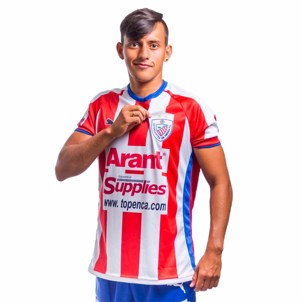 Camiseta 1ª Equipación Estudiantes 2017