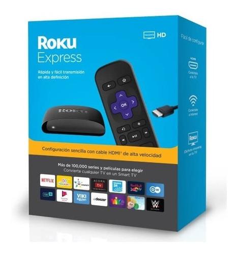Roku-Express-Tv-Hd-Netflix-Smart-Streaming-Youtube-Nuevo