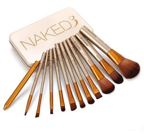 Pack-De-12-Set-Estuche-12-Brocha-Pincel-Naked-3-Maquillaje-