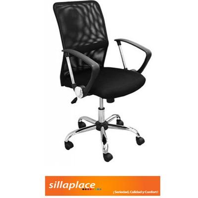 Silla ejecutiva chicago ergonomica con apoya brazos bs f for Sillas ergonomicas precios