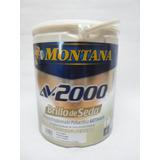 Pintura Av-2000 Montana Brillo De Seda Blanco Luna Gal Pd-cm