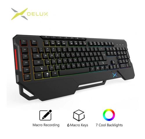 Teclado-Gaming-Delux-K9600-Usb-Led-Rgb-5-Macro-Keys