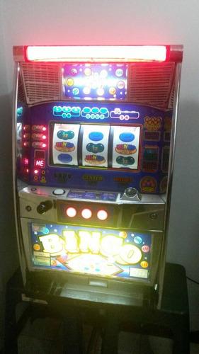 Maquina De Bingo Traga Monedas De Coleccion / No Gaminator