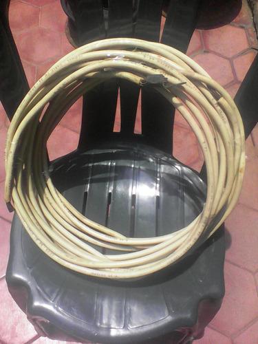 Cable # 4 - 100% Cobre 7 Pelos