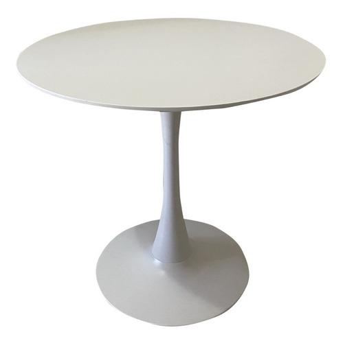Mesa-Moderna-Rennes-Circular-82cmx72cm-Blanca