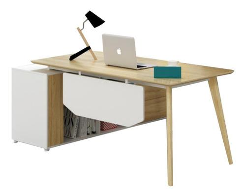 Escritorio-Moderno-Lucca-Oficina-Presidencial-Computadora