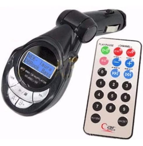Transmisor-Fm-4-En-1-Para-Carro-Con-Control-Usb-Slot-Sd