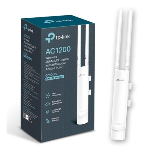 Access-Point-Tplink-Eap225-Para-Exteriores-Wifi-2-Antenas