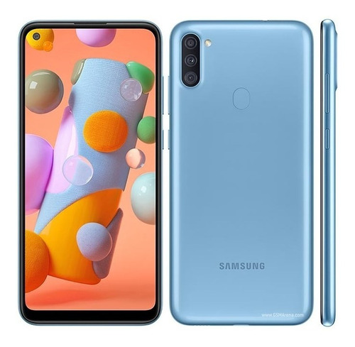 Celular-Samsung-A11-32gb-2gb-Ram-Dual-Sim-Triple-Camara