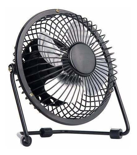 Ventilador-Mini-Usb-Aluminio-Uso-Personal-Metal-Poco-Consumo